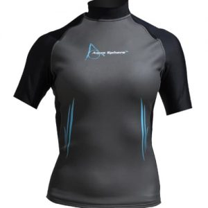aqua sphere glide neoprene ladies swim top