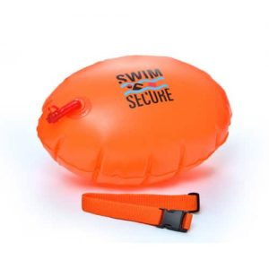 swim secure chillswim inflatable hi vis tow float