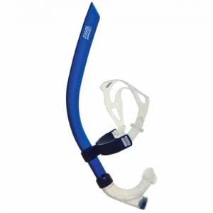 zoggs centre line training snorkel and nose clip